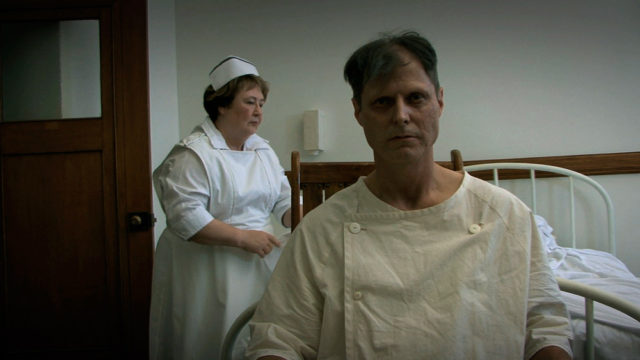 Sisu still screen grab - Tom With Nurse