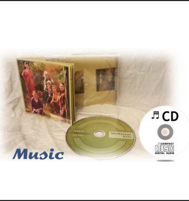MeNaiset muisc CD Kelu